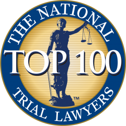 The National Trial Lawyers - Top 100 Logo