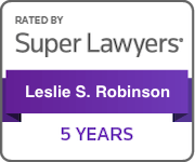 Les Robinson Wins Super Lawyer Award