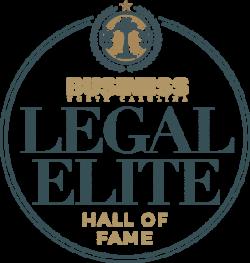 Legal Elite Hall of Fame logo
