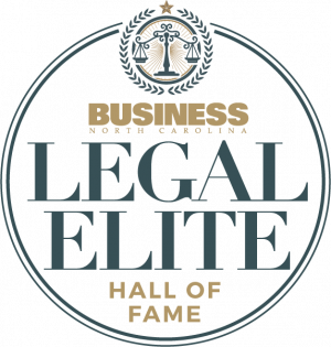 Legal Elite Hall of Fame logo