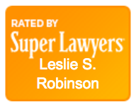 Super Lawyer, Leslie S. Robinson