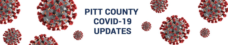Pitt County COVID-19 Updates